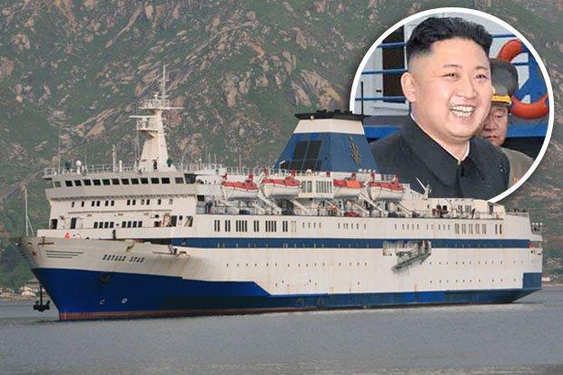 Corea del Norte invierte en cruceros