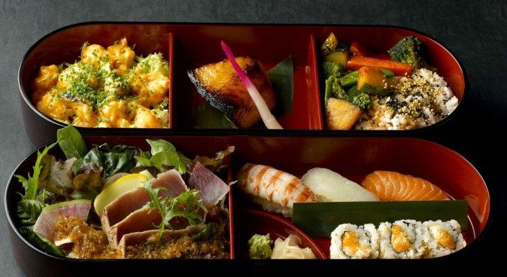Menú de un restaurante Nobu