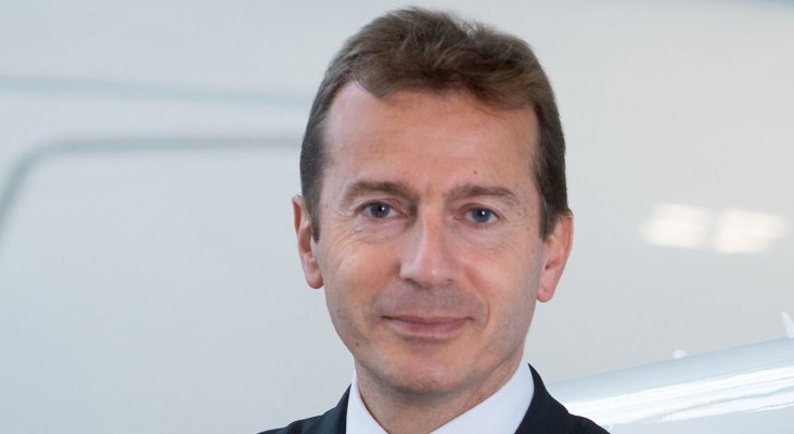 Guillaume Faury, CEO de Airbus