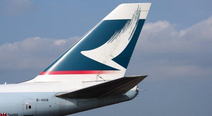 Hong Kong rescata por primera vez a una compañía local: una aerolínea