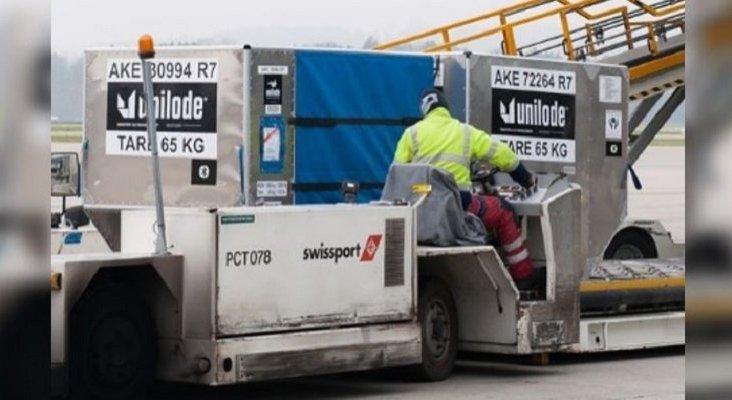 Quiebran las filiales belgas de limpieza y mantenimiento de Swissport | Foto: swissport.com