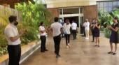 El Caribe mexicano se pone en marcha con la llegada de los primeros turistas
