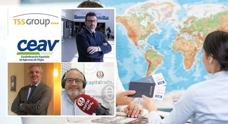 Las agencias de viajes, pieza clave en la recuperación turística