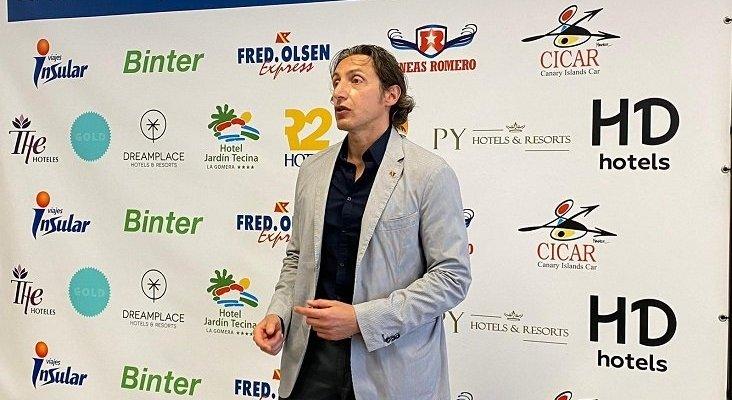 Lorenzo Spinelli, dirección comercial de Fred. Olsen Express