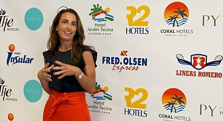 Mariluz Fraile, directora general de Satocan Turistic