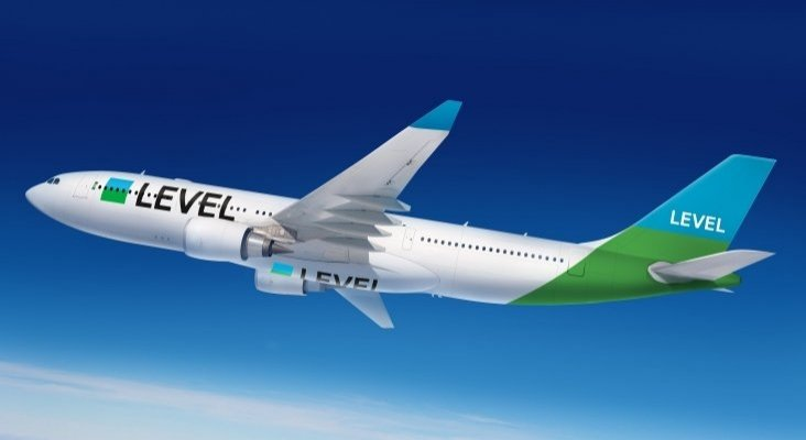 Avión de Level