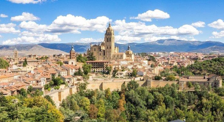 El futuro del turismo|Foto: Vista de Segovia