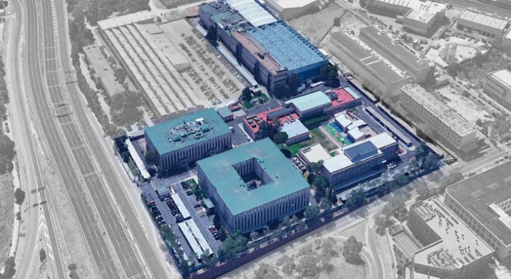Airbus vende su sede en el Aeropuerto de Barajas|Foto: Airbus