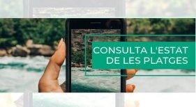 Salou (Tarragona) instala 22 sensores inteligentes para controlar el aforo de sus playas