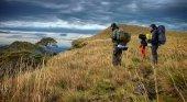 Senderistas durante una excursión