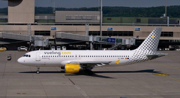 Vueling anuncia las rutas que retomará en España y Europa