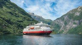 MS Finnmarken de Hurtigruten