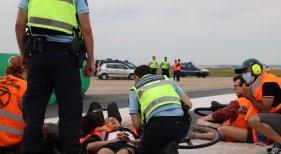 Ecologistas boicotean la reapertura del Aeropuerto de París/Orly