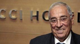 Rufino Calero, fundador y presidente de Vincci Hoteles