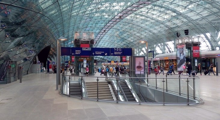 Los aeropuertos de Frankfurt y Múnich habilitan centros de pruebas rápidas | Aeropuerto de Frankfurt Main
