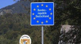 La UE publica la lista de 15 países desde y hacia los que se podrá viajar a partir de julio|Foto: Frontera de Alemania