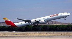 Airbus A340 600 de Iberia
