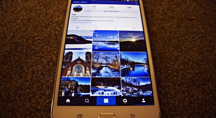 Instagram, decisiva en la elección de los viajes