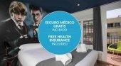 Casual Hoteles reabre a partir del 26 de junio incluyendo seguro médico gratuito | foto: booking.com