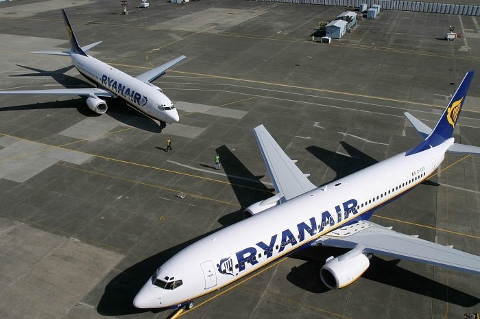 Los pilotos de Ryanair aceptan un recorte de sueldo del 20% para evitar despidos |Foto: Breaking Travel News