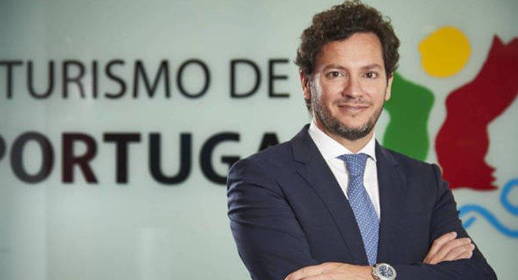 Luis Araujo, presidente de Turismo de Portugal