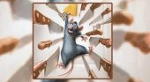 Actualidad turística Vs. Generaciones distintas|Foto: Remy, rata protagonista de Ratatouille