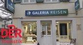 DER Touristik quiere hacerse con 25 de las agencias de Galeria Reisen