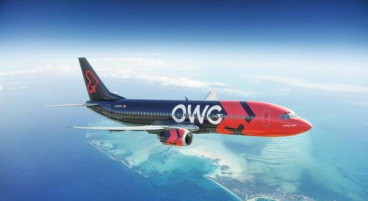 Nace una aerolínea para llevar a turistas canadienses al Caribe