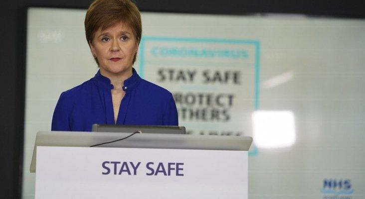 Duro golpe de Escocia al turismo de España|Foto: Nicola Sturgeon, Gobierno de Escocia (CC BY-NC 2.0)