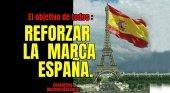 Reforzar la marca España