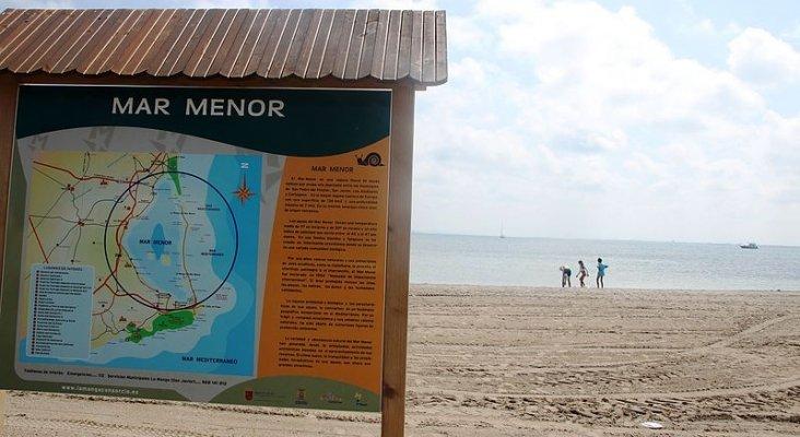 La recuperación del Mar Menor (Murcia) llevará décadas | Foto: Fanny S Forsdik (CC BY-SA 3.0)