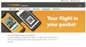 Condor digitaliza todos sus servicios para garantizar la seguridad de pasajeros y tripulantes