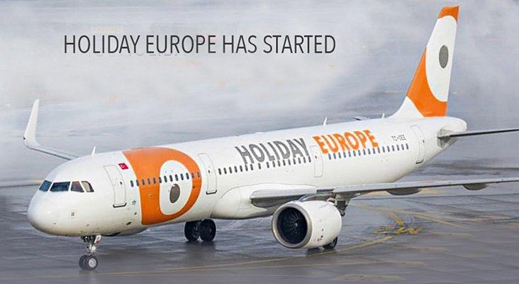 Holiday Europe, del Grupo FTI, retoma sus vuelos a Canarias