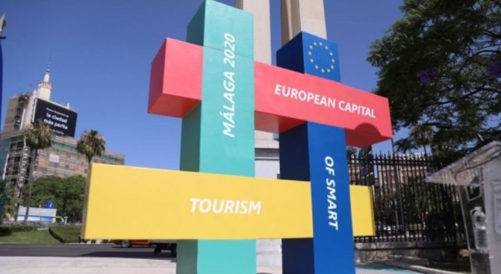 Málaga mantendrá su título de Capital Europea de Turismo Inteligente hasta 2021