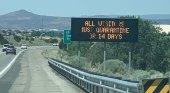 Los duros mensajes con los que Nuevo México 'espanta' a sus turistas   Foto: Jeri Clausing