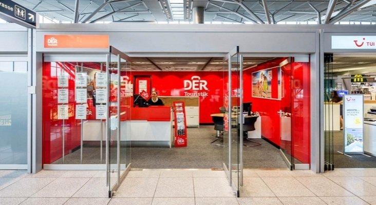 DER Touristik cierra todas sus oficinas aeroportuarias en Alemania | Foto: Aeropuerto de Stuttgart- Reise vor 9