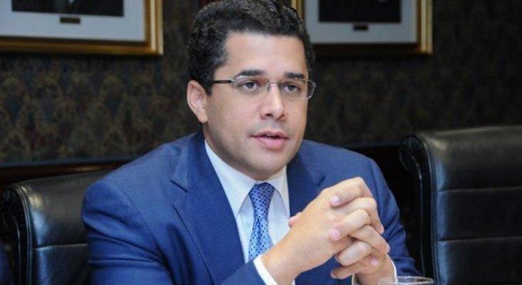 David Collado, ministro de Turismo de la República Dominicana