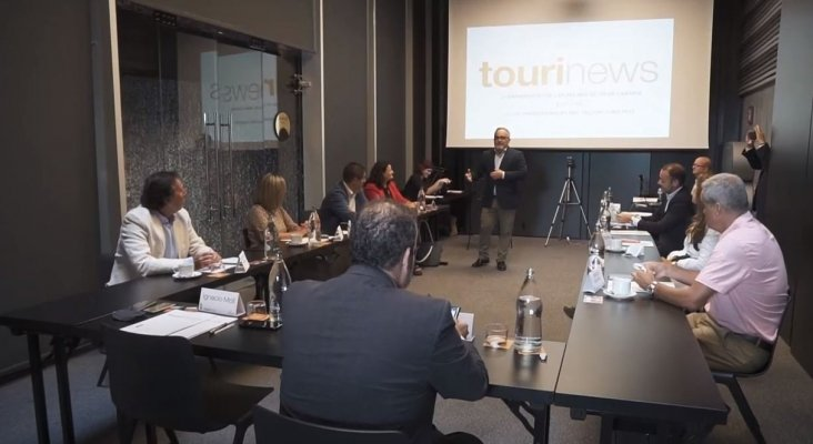 """""""Tourinews también es un espacio de 'networking' para profesionales, empresas e instituciones"""""""