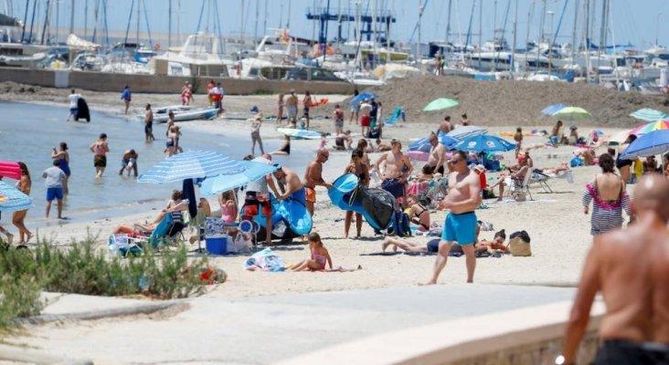 Prensa alemana: una familia da positivo en covid, tras veranear en Mallorca   Foto: bild.de