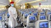 Emirates da un paso más, cubrirá los funerales de fallecidos por covid | Foto: Emirates vía Business Insider