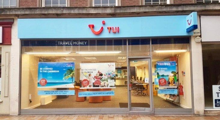TUI cierra un centenar de tiendas en Reino Unido | Foto: tui.co.uk