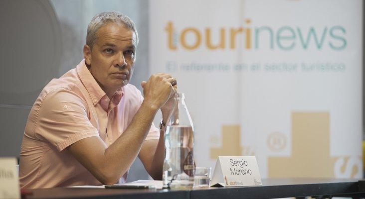Sergio Moreno, investigador del Instituto Universitario de Turismo y Desarrollo Económico Sostenible (TIDES) de la ULPGC,
