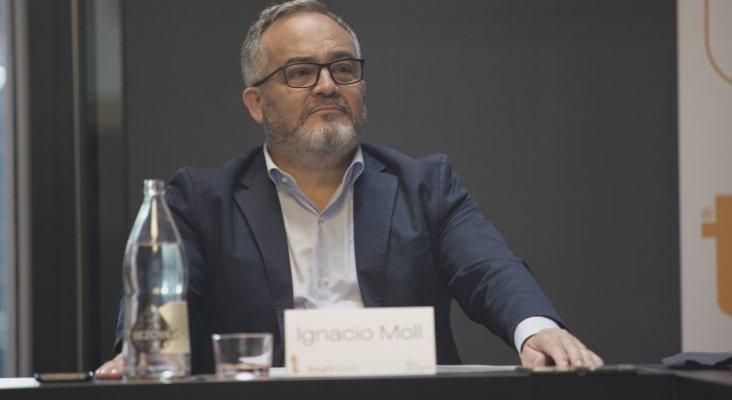 Ignacio Moll, CEO de Tourinews