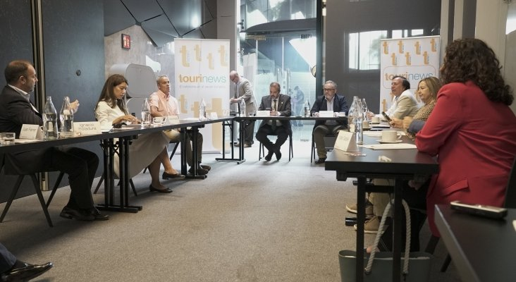 Momento del Encuentro Tourinews Networking