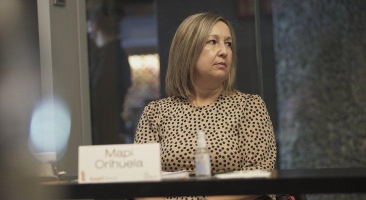 Mapi Orihuela, directora de hotel en Corallium Dunamar de Lopesan Hotel Group