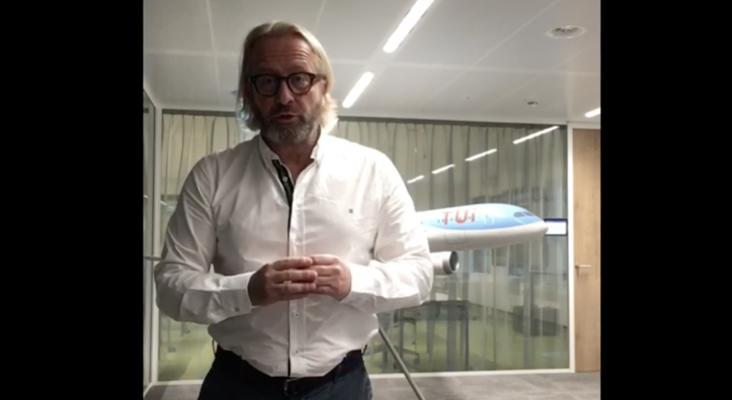 Arjan Kers, director general de TUI Nederland