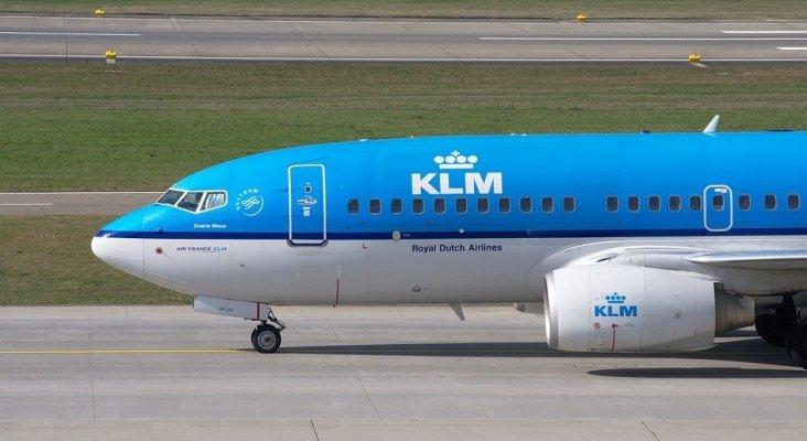 KLM destruirá 5.000 empleos por la crisis sanitaria