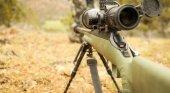 Rifle de cazador