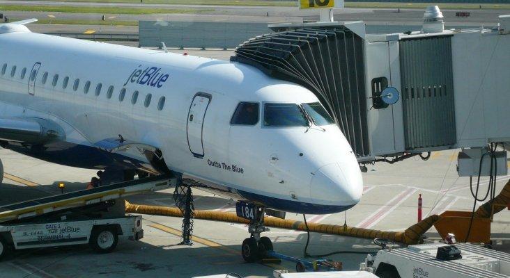 Avión de la flota actual de JetBlue