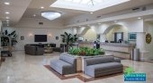 Lobby del Crystal Beach Suites Hotel|Foto: Crystal Beach Suites Hotel